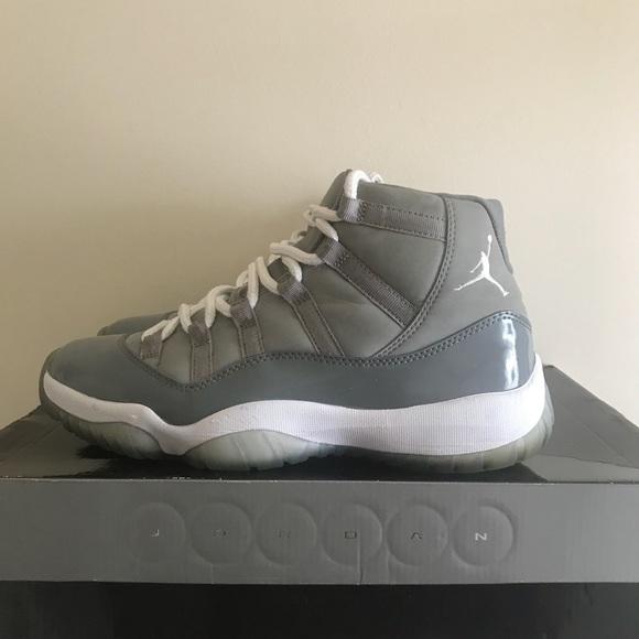 détaillant en ligne d40ef 8b09e Air Jordan Cool grey 11